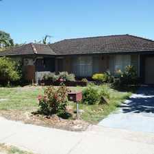 Rental info for Built Tough, Spacious Family Home