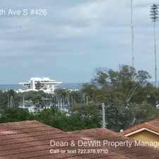 Rental info for 100 4th Ave S #426 in the St. Petersburg area