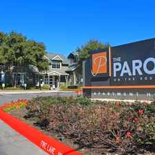 Rental info for The Parq on the Boulevard in the San Antonio area