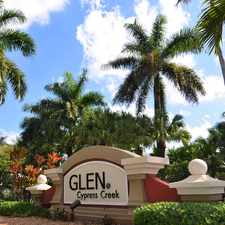 Rental info for Glen at Cypress Creek