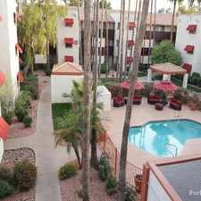 Rental info for Amber Gardens in the Tempe area