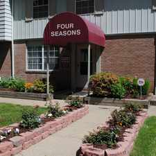 Rental info for Four Seasons Apartments in the 44509 area
