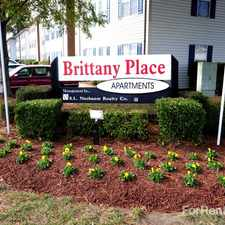 Rental info for Brittany Place