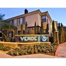 Rental info for Verde Apartment Homes