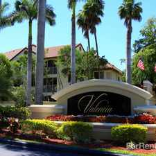 Rental info for Valencia at Doral