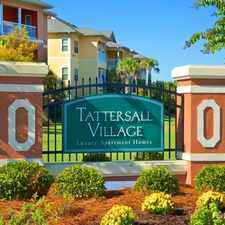 Rental info for Tattersall Village