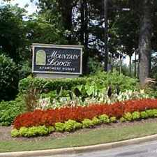 Rental info for Mountain Lodge Apartment Homes in the Birmingham area