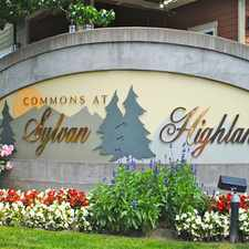 Rental info for Commons at Sylvan Highlands