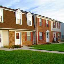 Rental info for Taneytown Village