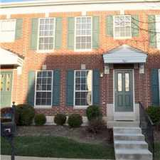 Rental info for Beautiful move in ready fully renovated Townhouse. in the O'Fallon area