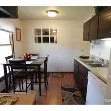 Rental info for Rice Creek Townhomes