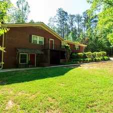 Rental info for Large Furnished 5 Bedroom Home in Fayetteville W/ 2 Separate Living Spaces 2 Kitchens & More!