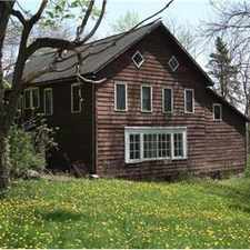 Rental info for Hugs 1800's carriage house 2nd floor loft