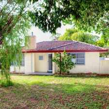 Rental info for Neat home close to Schools, Shops & Sporting Grounds in the Withers area