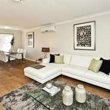 Rental info for CHIC LIVING IN A FANTASTIC LOCATION !!