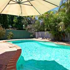 Rental info for Retreat to your own Oasis!