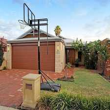 Rental info for HOME SWEET HOME in the Perth area