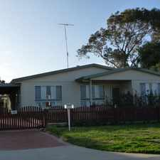 Rental info for Comfortable Family Home in the Wannanup area