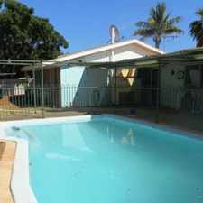 Rental info for Brick home with below ground pool!
