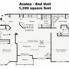 Rental info for 6707 Hauser Road