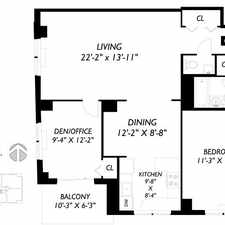 Rental info for 745 West State Street