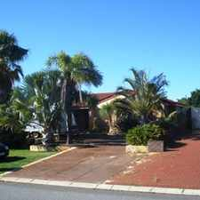 Rental info for THIS IS A GEM AND WILL GO QUICKLY! in the Perth area