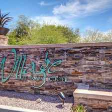 Rental info for $3700 2 bedroom Townhouse in Fountain Hills Area