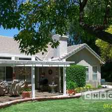 Rental info for $4550 3 bedroom House in San Gabriel Valley Covina