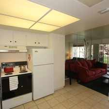 Rental info for $1100 1 bedroom Townhouse in Palm Springs