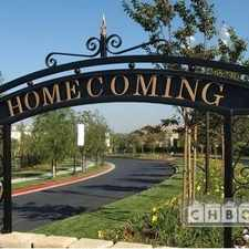 Rental info for $3065 2 bedroom Townhouse in Riverside County in the Eastvale area