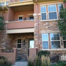 Rental info for $4000 3 bedroom Townhouse in Arapahoe County Centennial in the Aurora area