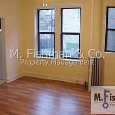 Rental info for 1536 North Kedzie Avenue #1j in the Humboldt Park area
