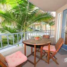 Rental info for $2700 1 bedroom Townhouse in Central San Diego Park West in the Harborview area
