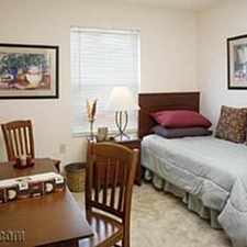Rental info for Arbors At Lakeside Apartments