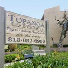 Rental info for Topanga Canyon Apartments