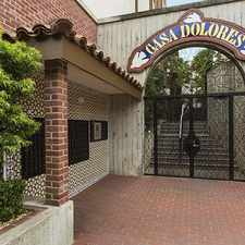 Rental info for 240 Dolores St in the San Francisco area