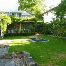 Rental info for LARGE FAMILY HOME IN PRESTIGEOUS LOCATION
