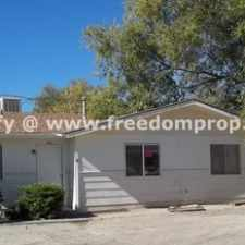 Rental info for 2 Bedroom duplex with large rooms