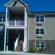 Rental info for Luxury 2 bedroom apartment in the heart of Stroudsburg, PA!