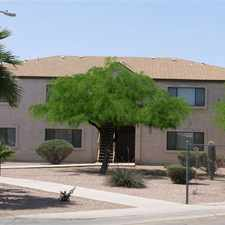Rental info for Eloy Village Apartments