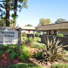 Rental info for Windsong Villas in the Escondido area