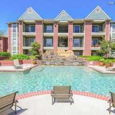 Rental info for Steeplecrest in the Houston area