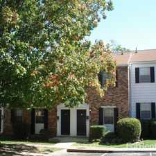 Rental info for Chippenham Townhomes