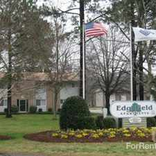 Rental info for Edgefield Apartments