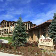 Rental info for The Lodge Denver West