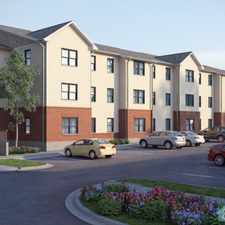 Rental info for Welcome to The Park Lofts at Huntington, located in the heart of downtown Huntington, IN. This brand new community of 59 one- and two-bedroom apartment homes is being built exclusively for adults 55 and over.