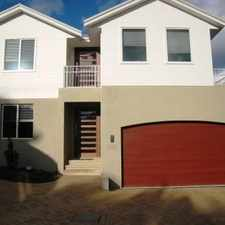 Rental info for FULLY FURNISHED AND SELF CONTAINED EXECUTIVE TOWNHOUSE in the Albany area