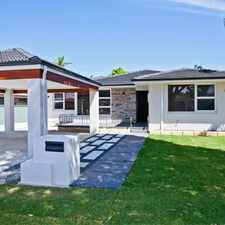 Rental info for RENOVATED DELIGHT in the Perth area