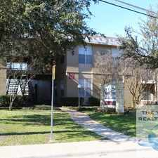 Rental info for 3515 N Story Rd in the Arts District area