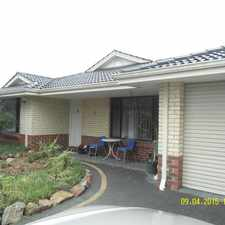 Rental info for ROOM TO MOVE in the Perth area